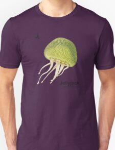 Jj - Jellyfruit // Half Jellyfish, Half Jackfruit Unisex T-Shirt