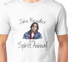 Bender is my Spirit Animal Unisex T-Shirt