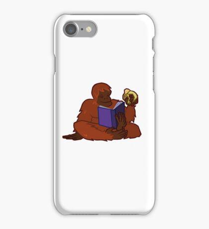 Not a book wurm iPhone Case/Skin