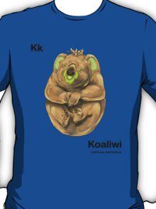 Kk - Koaliwi // Half Koala, Half Kiwifruit T-Shirt