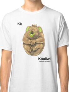 Kk - Koaliwi // Half Koala, Half Kiwifruit Classic T-Shirt
