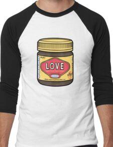 A Jar of Love Men's Baseball ¾ T-Shirt
