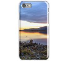 The Lone Tree: Milarrochy Bay, Loch Lomond iPhone Case/Skin