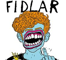 FIDLAR the finger by JDIB