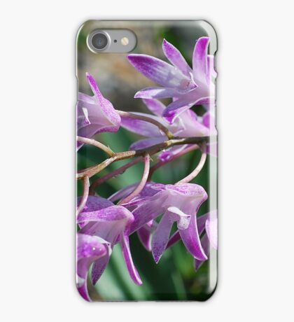 Frothy Purple iPhone Case/Skin