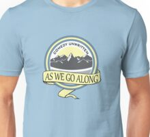 As We Go Along Logo Unisex T-Shirt