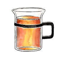 Captain Picard's Earl Grey Tea Cup Photographic Print