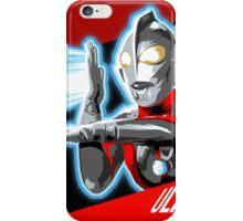 """ULTRAMAN"" iPhone Case/Skin"