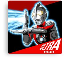 """ULTRAMAN"" Canvas Print"