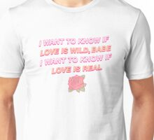 I Got to Know How it Feels Unisex T-Shirt