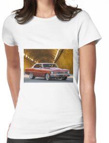 1966 Chevrolet Nova II Womens Fitted T-Shirt