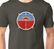 Saturn 3 patch Unisex T-Shirt