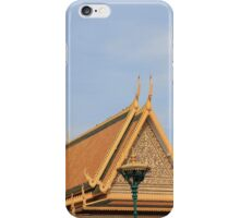 Golden Buddha, Cambodia iPhone Case/Skin