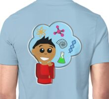 Science, Guy, Boy, Physics, Chemistry, Experiments, Unisex T-Shirt