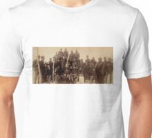 Buffalo Soldiers - Historic Photograph Unisex T-Shirt