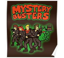 Mystery Busters (by Andriu and Legendary Phoenix) Poster
