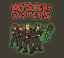 Mystery Busters (by Andriu and Legendary Phoenix) by LgndryPhoenix