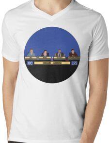 Emmanuel - Challenge Mens V-Neck T-Shirt