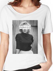 Monroe #3 Women's Relaxed Fit T-Shirt