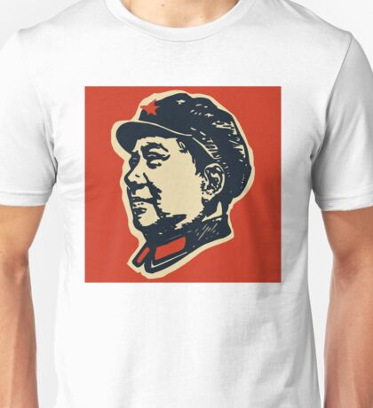 Chairman Mao Tse-Tung Unisex T-Shirt