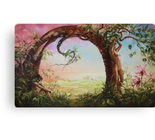 Gate of Illusion Canvas Print