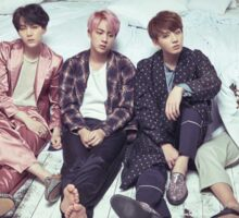 BTS Bangtan Boys WINGS Dope Sticker
