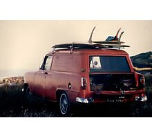 Surf Wagon Photographic Print