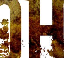 Camo John Sticker