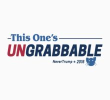 This One's Ungrabbable: Anti Trump by BootsBoots
