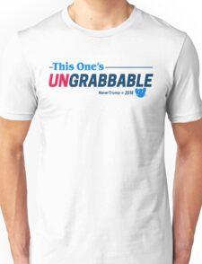 This One's Ungrabbable: Anti Trump Unisex T-Shirt