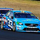 Scott McLaughlin | Sydney Motorsport Park | V8s 2014 by Bill Fonseca