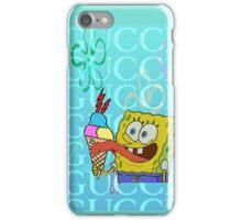 Gucci SpongeBob iPhone Case/Skin