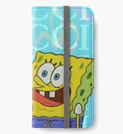 Gucci SpongeBob iPhone Wallet/Case/Skin