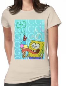 Gucci SpongeBob Womens Fitted T-Shirt