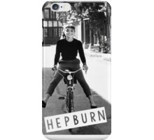 Hepburn #1 iPhone Case/Skin