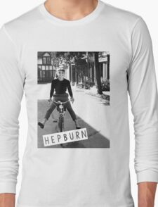 Hepburn #1 Long Sleeve T-Shirt