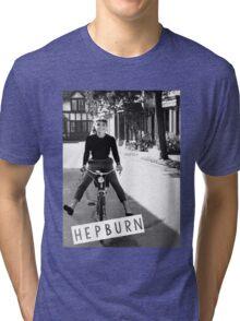 Hepburn #1 Tri-blend T-Shirt