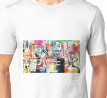 We are Still Philistines, After Basquiat Unisex T-Shirt