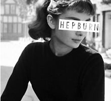 Hepburn #3 by RosieAEGordon