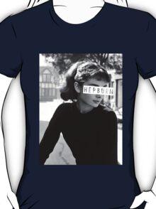 Hepburn #3 T-Shirt