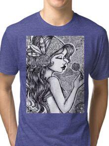 Make a Wish! Tri-blend T-Shirt