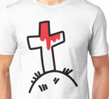 The Bloody Cross Unisex T-Shirt