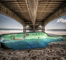 Under The Boardwalk by Randy Turnbow