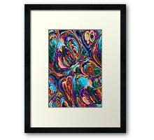 Colorful-49 Framed Print