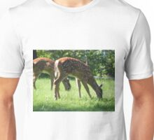 White-tail Fawns Unisex T-Shirt
