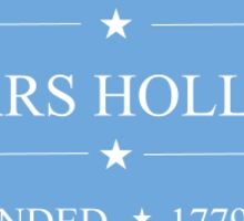 Stars Hollow Sticker