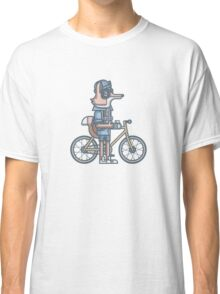 Hipster Fox Classic T-Shirt