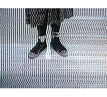 Sneaker Pimp Photographic Print