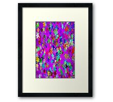 Colorful-55 Framed Print