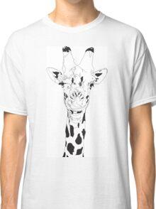Gavin the Giraffe  Classic T-Shirt